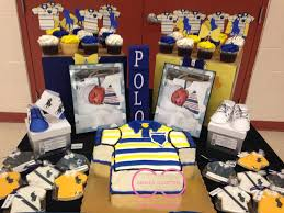 polo themed baby shower polo baby shower party ideas photo 7 of 8 catch my party