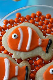 finding dory finding nemo cookies catch party