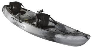 Ocean Kayak Comfort Plus Seat 2017 Ocean Kayak Malibu Two Xl Angler Tandem Kayak W Free Paddles