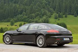 porsche hatchback black 2014 porsche panamera 4s executive showcar
