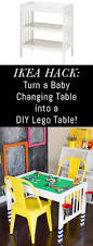 Diy Lego Table by Diy Lego Table Ikea Hack Erin Spain