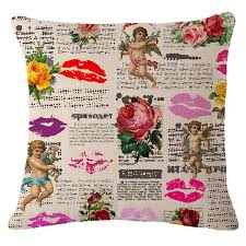 Pillow Covers For Sofa by Online Get Cheap Vintage Couch Cover Aliexpress Com Alibaba Group