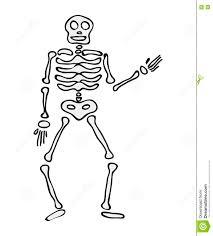 Halloween Skeleton Art Halloween Skeleton Vector Symbol Icon Design Stock Vector Image