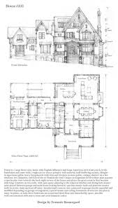 Storybook Cottage House Plans by 42 Best Dream Home Plans Images On Pinterest Vintage House Plans