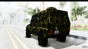 uaz 2016 uaz 469 military police of serbia for gta san andreas