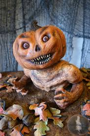 halloween birthday cakes a pumpkin monster birthday cake cakecentral com