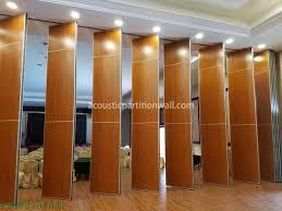 wall partition movable partition wall acoustic partition wall