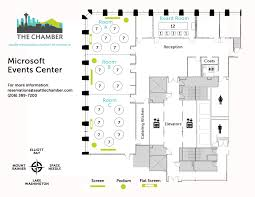 event center floor plans crtable
