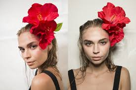 floral headbands 2018 summer fashion trend floral headbands 6 chinadaily