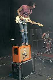 fender mustang players users of orange amplifiers search orange