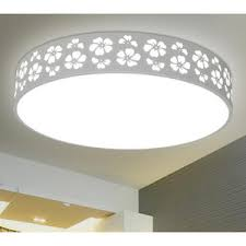 Acrylic Ceiling Light Hardware Fixture And Acrylic Black And White Led Ceiling Lights