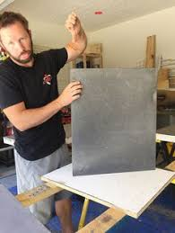 How To Build A Concrete Bar Top Diy Concrete Countertop Tutorial Diy Concrete Countertops And