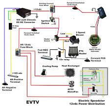 speedster pictorial diagrams evtv motor verks throughout electric
