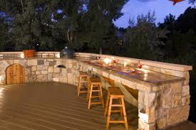 outdoor kitchen lighting ideas lighting for your outdoor kitchen a1 electrical