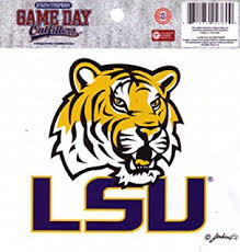 lsu alumni sticker lsu decal sports outdoors