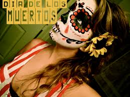 Halloween Makeup Dia De Los Muertos Farewell To Costume Season Dia De Los Muertos Makeup Tutorial