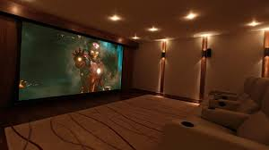 basement home theatre project in london u2013 finite solutions