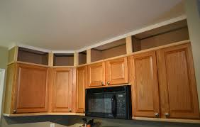 adding crown molding to cabinets coffee table remodelando casa adding crown molding the top