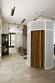 de wan fabio fantolino architect fitting room design retail