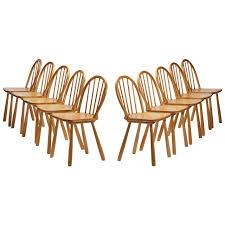 Hansen Patio Furniture by Dining Chairs Set Of Ten By Magnus Stephensen For Fritz Hansen