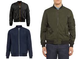Wallace And Barnes Bomber This Is The Coolest Jacket A Guy Can Wear For Spring Business