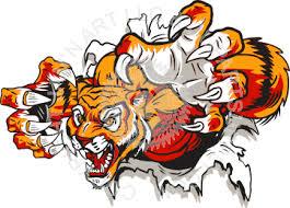 tiger claw rip clipart clipartxtras