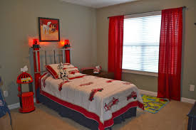 fire truck bedding toddler boys u2014 all home ideas and decor