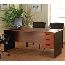 wood floor credenza for office ikea room acacia herringbone