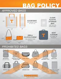 University Of Tennessee Map by University Of Tennessee Athletics