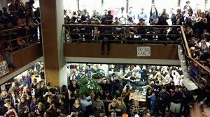 amherst college amherst college students are occupying their library right now over
