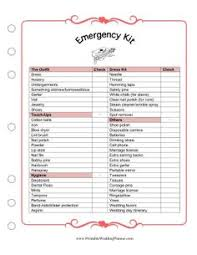 i want to be a wedding planner the wedding planner attendants worksheet has room for names and
