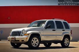 used jeep liberty rims 2006 used jeep liberty 4x4 leather interior moonroof premium 17
