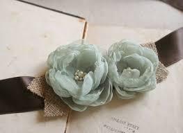 bridal flower sash rustic wedding dress sash wedding belt