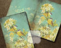 handmade birthday card birthday card mom for friend flowers