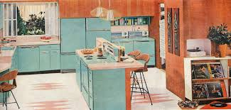Kitchens Of The S And S Flickr - Fifties home decor