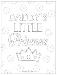 8 images of cute coloring pages for teen girls daddy u0027s little