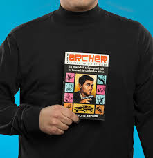 Archer Johnny Bench Called How To Archer Book Thinkgeek