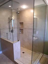 Shower Ideas For A Small Bathroom Bathroom Inexpensive Shower Stall Ideas Walk In Shower