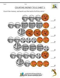 Math Help Worksheets Free Money Worksheets Uk Coins