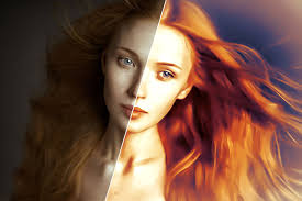 turn photos into digital paintings lovely oil painting effect actions you