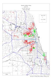 Census Tract Map Chicago by Missing Title