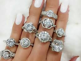 beautiful fingers rings images Engagement ring stone type archives page 2 of 2 oh so perfect jpg