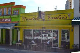 pizza girls in gardens to have craft beer wine bar northern