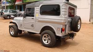 jeep india price list mahindra mm540 what say team bhp