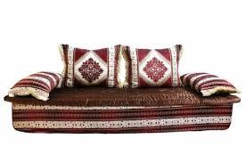moroccan sofa sedari red brown amazon co uk kitchen u0026 home