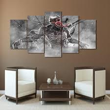 Livingroom Paintings Online Get Cheap Marvel Venom Paintings Aliexpress Com Alibaba