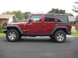 teraflex jeep wrangler jk leveling kit installation 2 lift
