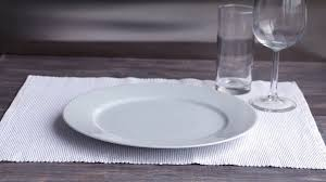 table setting for dinner step by step procedure wooden table