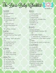 100 baby shower list sample baby shower checklist 9