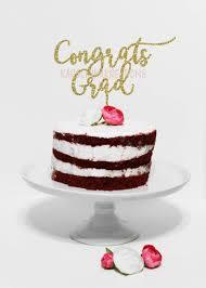 graduation cake toppers cake topper congrats grad graduation celebrate custom